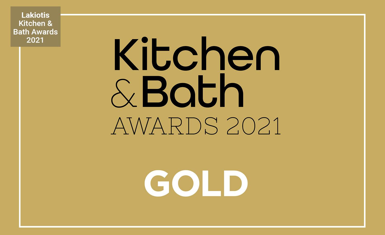 Βράβευση της ΛΑΚΙΩΤΗΣ Α.Ε. στα Kitchen & Bath Awards 2021
